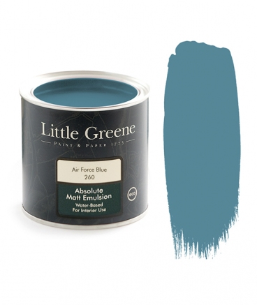 Peinture décorative Little Greene Air force Blue 260