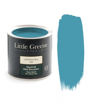 Peinture déco Little Greene Old School Blue 259