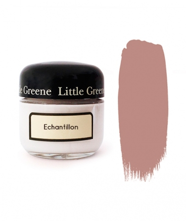 Peinture Little Greene échantillon Blush