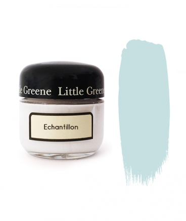 Peinture Little Greene échantillon Gentle Sky