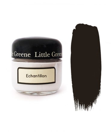 Peinture Little Greene échantillon Chocolate Colour