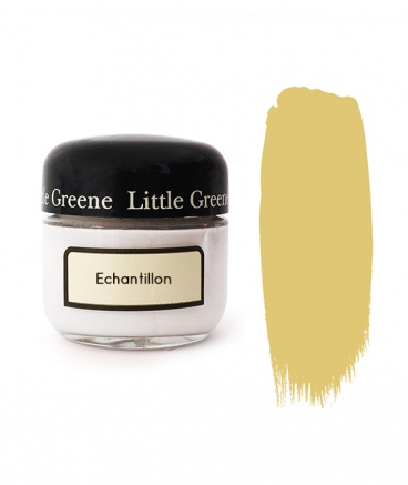 Peinture Little Greene échantillon Sunlight