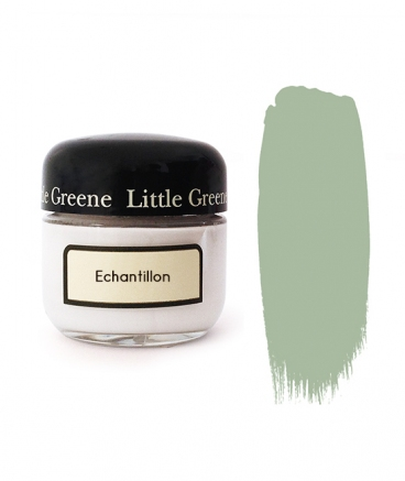 Peinture Little Greene échantillon Aquamarine