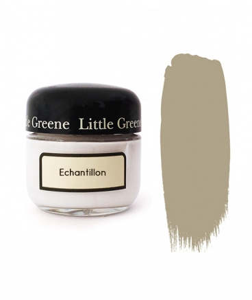Peinture Little Greene échantillon Rolling Fog Dark