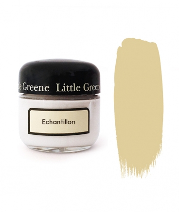 Peinture Little Greene échantillon Stock Dark