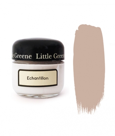 Peinture Little Greene échantillon China Clay Dark