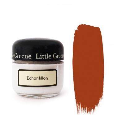 Peinture Little Greene échantillon Heat