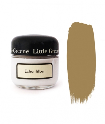 Peinture Little Greene échantillon Stone-Dark-Warm