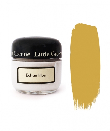 Peinture Little Greene échantillon Yellow-Pink