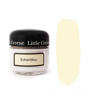 Peinture Little Greene échantillon First Light