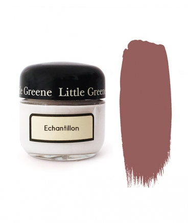 Peinture Little Greene échantillon Ashes of Roses