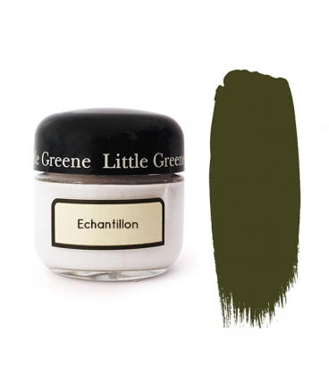 Peinture Little Greene échantillon Olive Colour