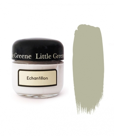 Peinture Little Greene échantillon Tracery II