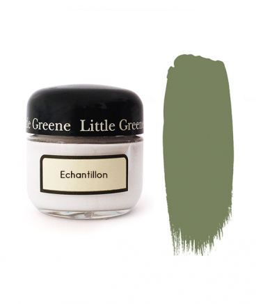Peinture Little Greene échantillon Sage Green