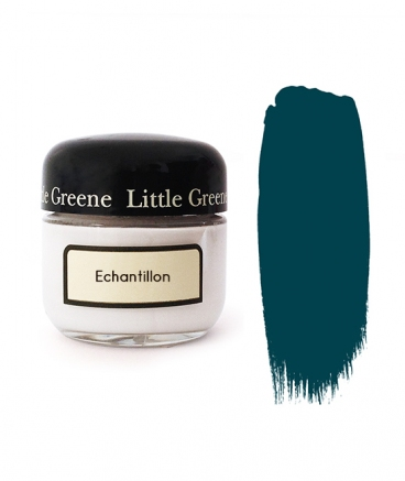 Peinture Little Greene échantillon Marine Blue