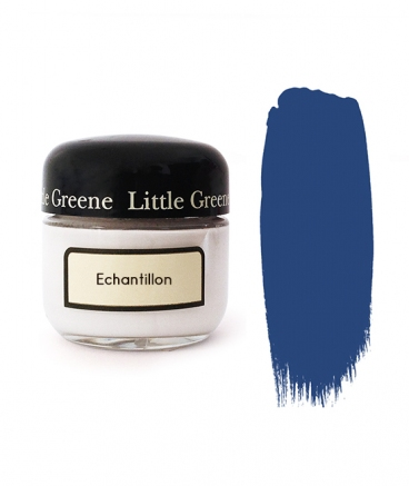 Peinture Little Greene échantillon Smalt
