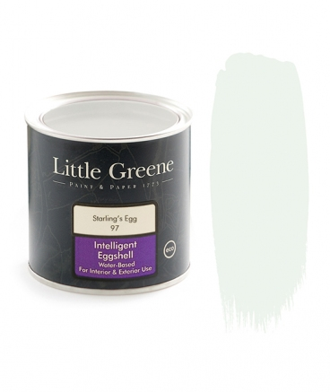 Peinture Little Greene Starling's Egg