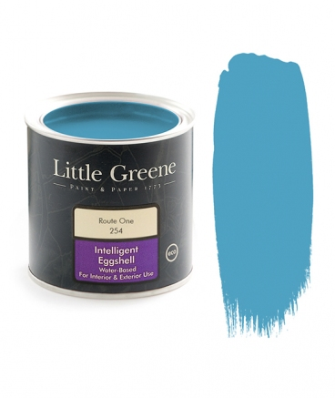Little Greene Intelligent Eggshell Route One 254