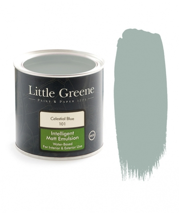 Peinture Little Greene Celestial Blue