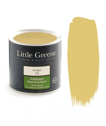 Peinture Little Greene Sunlight