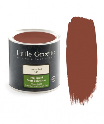 Peinture Little Greene Tuscan Red