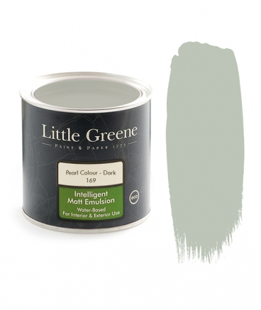 Peinture Little Greene Pearl Colour Mid