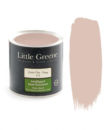 Peinture Little Greene China Clay Deep