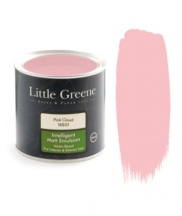 Peinture Little Greene Pink Cloud