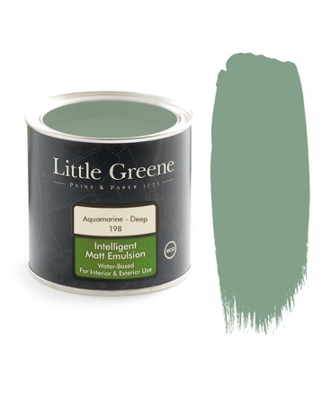 Peinture Little Greene Aquamarine Deep