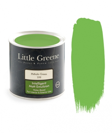 Peinture Little Greene Phthalo Green