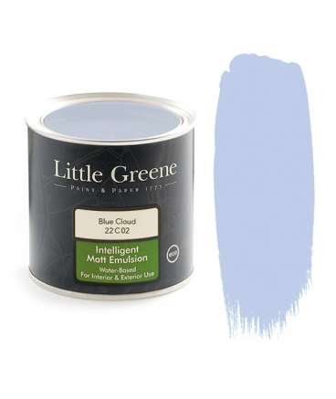Peinture Little Greene Blue Cloud