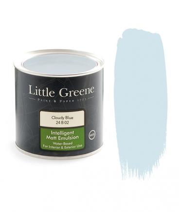 Peinture Little Greene Cloudy Blue