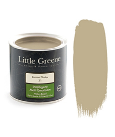 Peinture Little Greene Roman Plaster