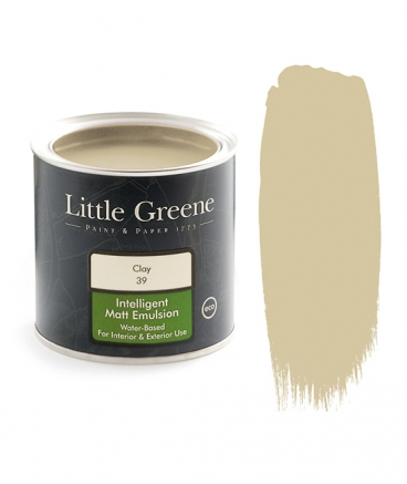 Peinture Little Greene Clay