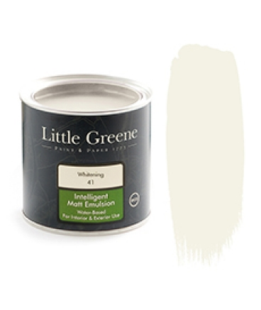 Peinture Little Greene Whitening