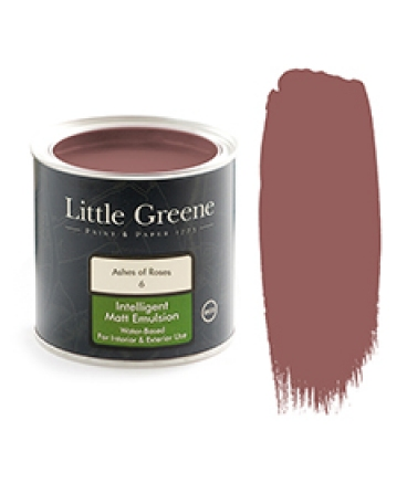 Peinture Little Greene Ashes of Roses
