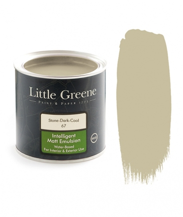 Peinture Little Greene Stone-Dark-Cool