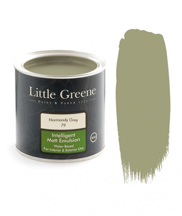 Peinture Little Greene Normandy Grey