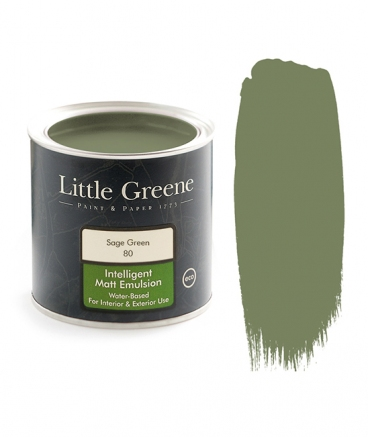Peinture Little Greene Sage Green