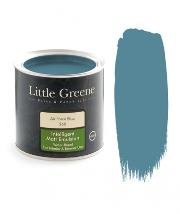 Peinture Little Greene Air force Blue 260