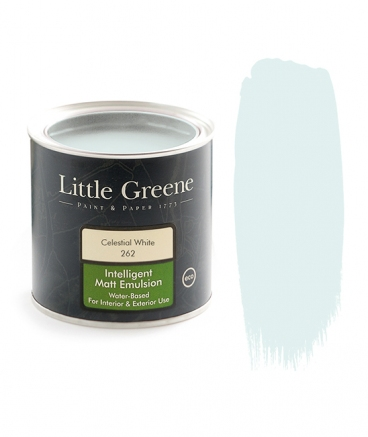 Peinture Little Greene Celestial White 262
