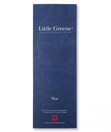 Nuancier Little Greene Blue