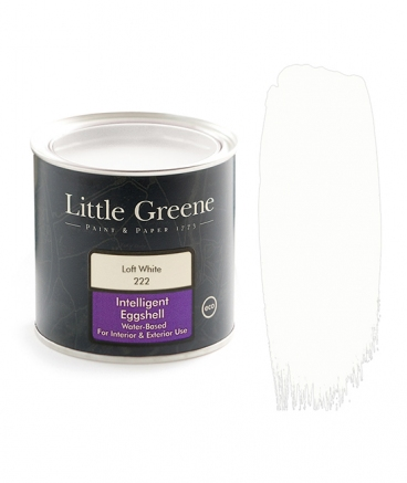Little Greene Absolute Matt Emulsion Loft White 222