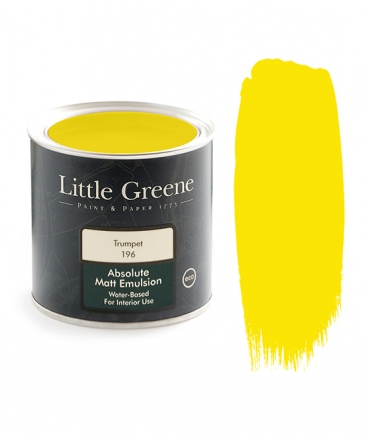 Little Greene Absolute Matt Emulsion Trumpet 196