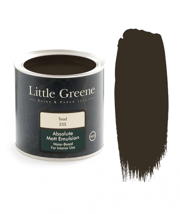 Little Greene Absolute Matt Emulsion Toad 235