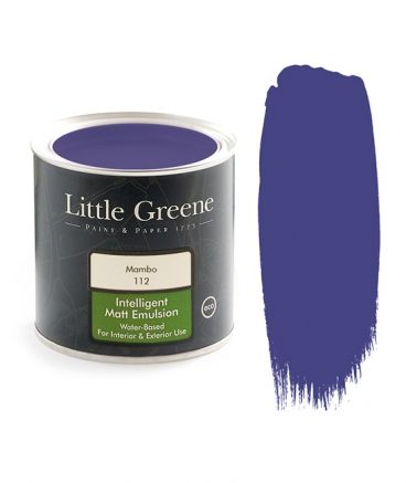 Little Greene Intelligent Matt Emulsion Mambo 112