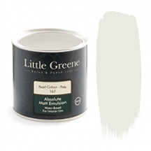 Peinture décorateur Little Greene Pearl Colour Pale