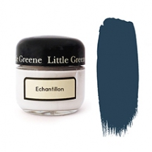 Peinture Little Greene échantillon Royal Navy