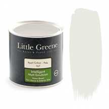 Peinture Little Greene Pearl Colour Pale