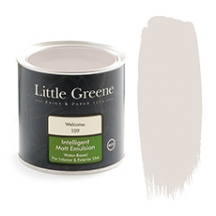 Little Greene Intelligent Matt Emulsion Welcome 109